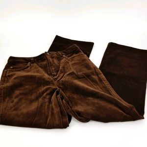 Kate Hill Soft High Waist Relax fit Pants C19